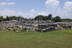 Zona Arqueologica El Rey, Quintana Roo
