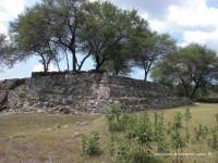 Zonas Arqueológicas: Tres Cerritos, Michoacán