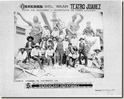 Musas del Teatro Juárez