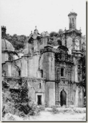Templo de San Juan de Rayas