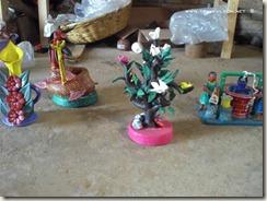 Figuras de Barro de Ocumicho