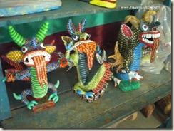 Dragones y Demonios de Ocumicho