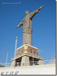 Cristo Redentor en Tihuatlán