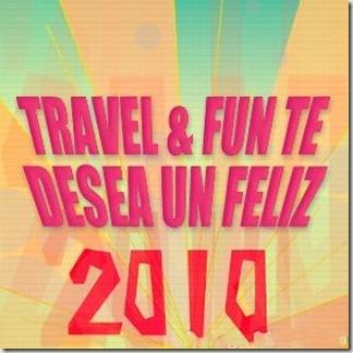 Feliz y Prospero Año 2010 te desea Travel & Fun