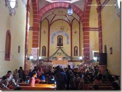 Altar de la Misión de Tilaco