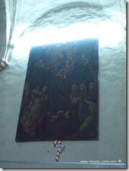 Pintura antigua en la Sacristía
