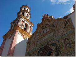 Torre de la Misión de Tilaco
