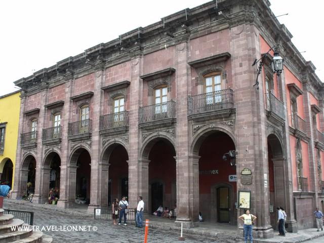 Ruta de la Independencia: San Miguel el Grande, Guanajuato