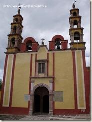 Templo del Llanito en Dolores Hidalgo