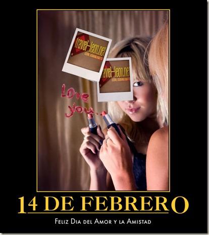 Feliz Dia del Amor y la Amistad 2011