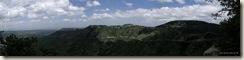 Panoramica desde Mesa de Borregos en Sierra de Lobos