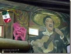 Pintura de Jorge Negrete en la Cantina el Incendio