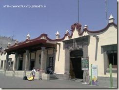Casa de Hernan Cortes en Coyoacan