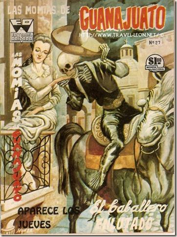 Comic de las Momias de Guanajuato