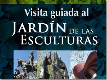 Visita Guiada en el Jardín de las Esculturas