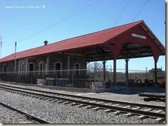 """Estación de Ferrocarril de """"La Chona"""""""