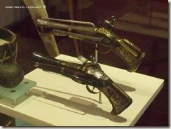 Pistolas Trabuco del Siglo XVIII