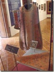Casulla y estola de Don Miguel Hidalgo y Costilla