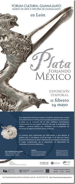 Fórum Cultural Guanajuato: Plata, Forjando México