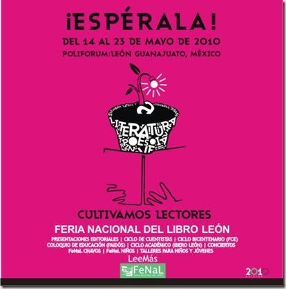 Feria Nacional de Libro en León