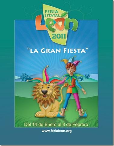 Feria de Leon 2011: Del 14 de Enero al 8 de Febrero