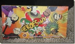 Juego de Mesa HeroesMX