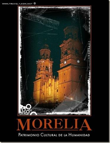 Morelia: Patrimonio Cultural de la Humanidad