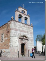Iglesia del Santo Niño del Cacahuatito en Mezquitic, Jal.