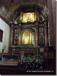 Interior Parroquia San Miguel de Allende