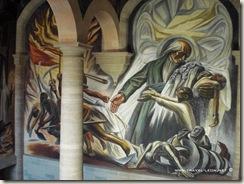 Mural en la Alhondiga de Granaditas