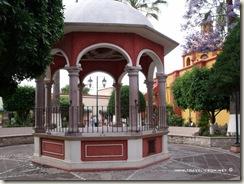 Plaza Principal de Bernal, Querétaro