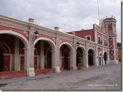 Casas Reales en Bernal