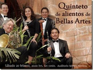 Quinteto de Alientos de Bellas Artes