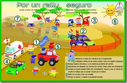 Guia Rally Corona León 2010