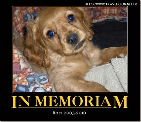 En Memoria de Roby