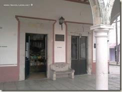 Lugar donde paso su ultima noche Julio Alvarez Mendoza