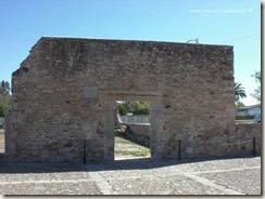 Pared de la Hacienda Corralejo