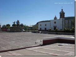 Explanada de lo que era la Hacienda Corralejo
