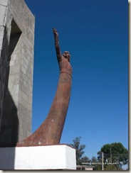 Monumento a Don Miguel Hidalgo y Costilla en Corralejo