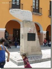 Cabeza de Aguila en Dolores Hidalgo, Gto.