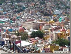 Alhondiga de Granaditas en Guanajuato