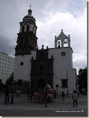 Templo de San Jose en Irapuato, Guanajuato