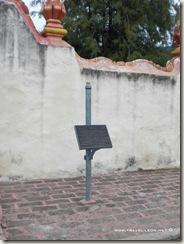 Campana del Camino Real en Tancoyol