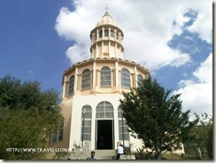Templo en honor a los Martires de San Joaquin
