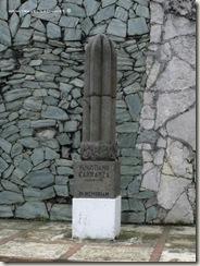 Monumento a Venustiano Carranza en Tlaxcalantongo
