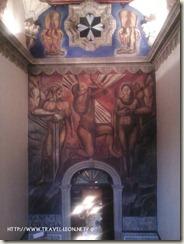 Omniciencia, Mural de Jose Clemente Orozco