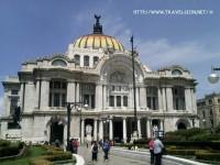 Lugares de México: Palacio de Bellas Artes, DF