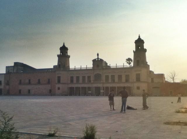 Hacienda Jaral de Berrio, Guanajuato