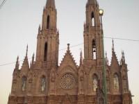 La Catedral Inconclusa en Zamora, Michoacán