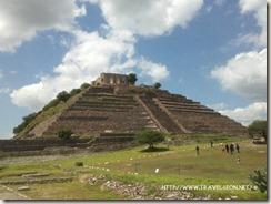Pirámide del Cerrito en Corregidora, Querétaro